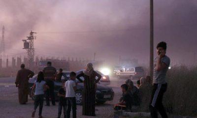 syarian border